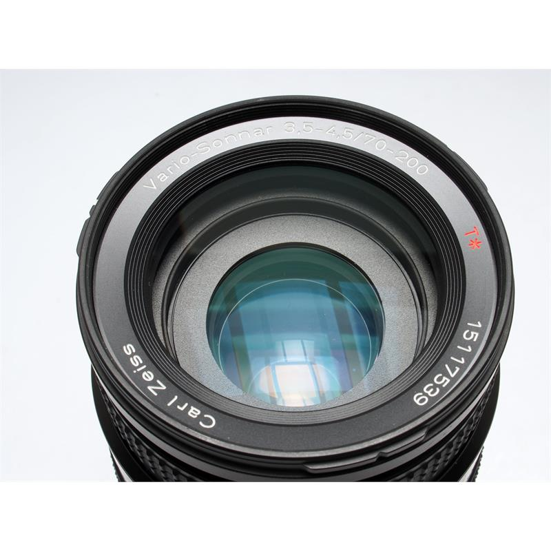 Contax 70-200mm F3.5-4.5 AF Thumbnail Image 1