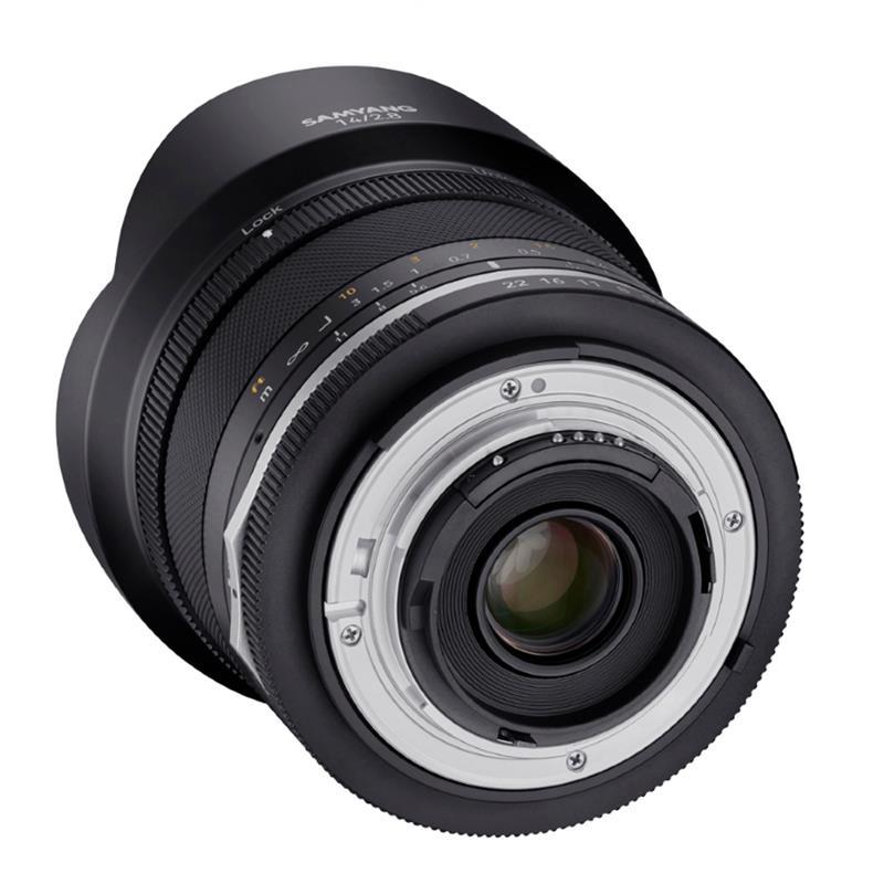 Samyang 14mm F2.8 II MF - Sony E Thumbnail Image 2
