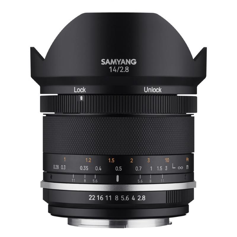 Samyang 14mm F2.8 II MF - Sony E Thumbnail Image 0