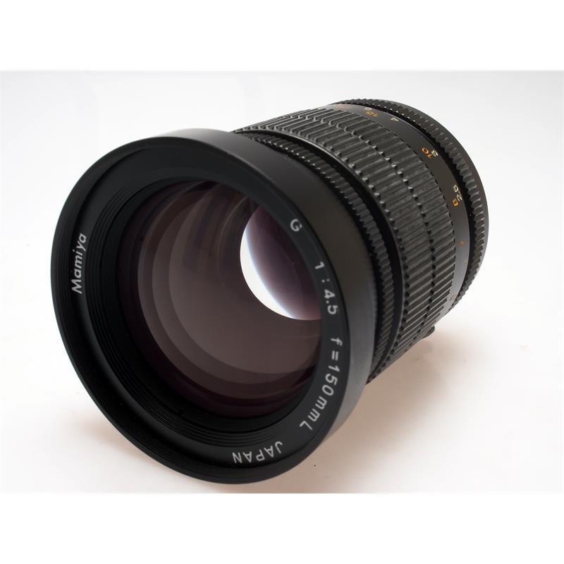 Mamiya 150mm F4.5 L (6/6MF) Thumbnail Image 0