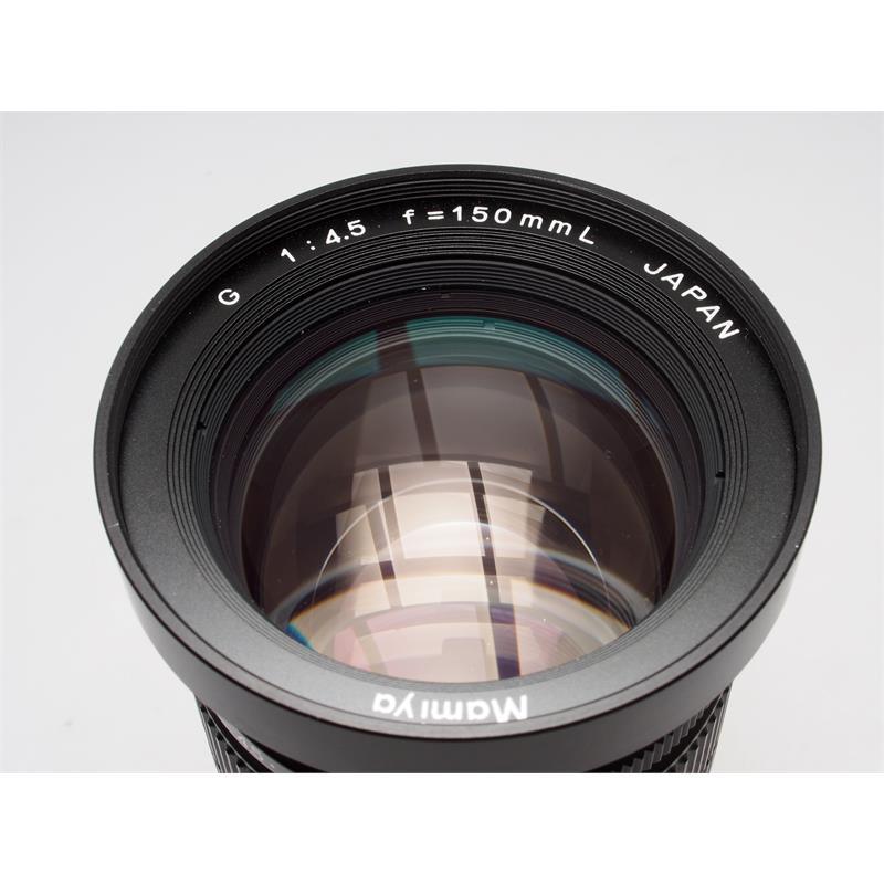 Mamiya 150mm F4.5 L (6/6MF) Thumbnail Image 1