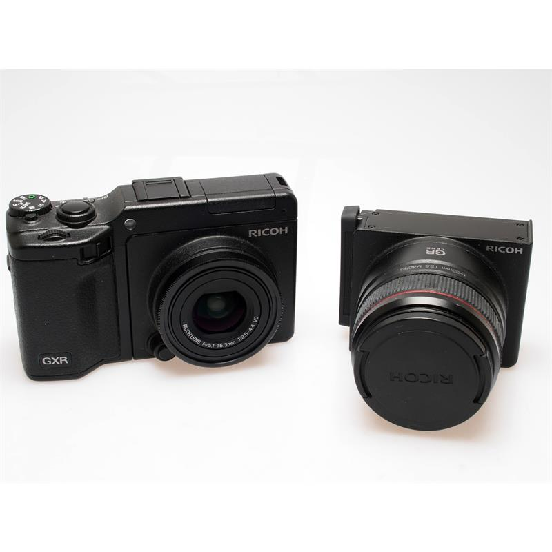 Ricoh GXR + 24-72mm + 50mm F2.5 Macro + VF2 Fi Thumbnail Image 0