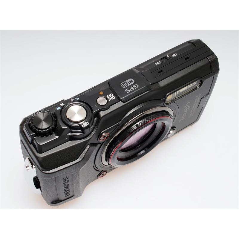 Olympus Stylus Tough TG-6 - Black Kit  Thumbnail Image 1