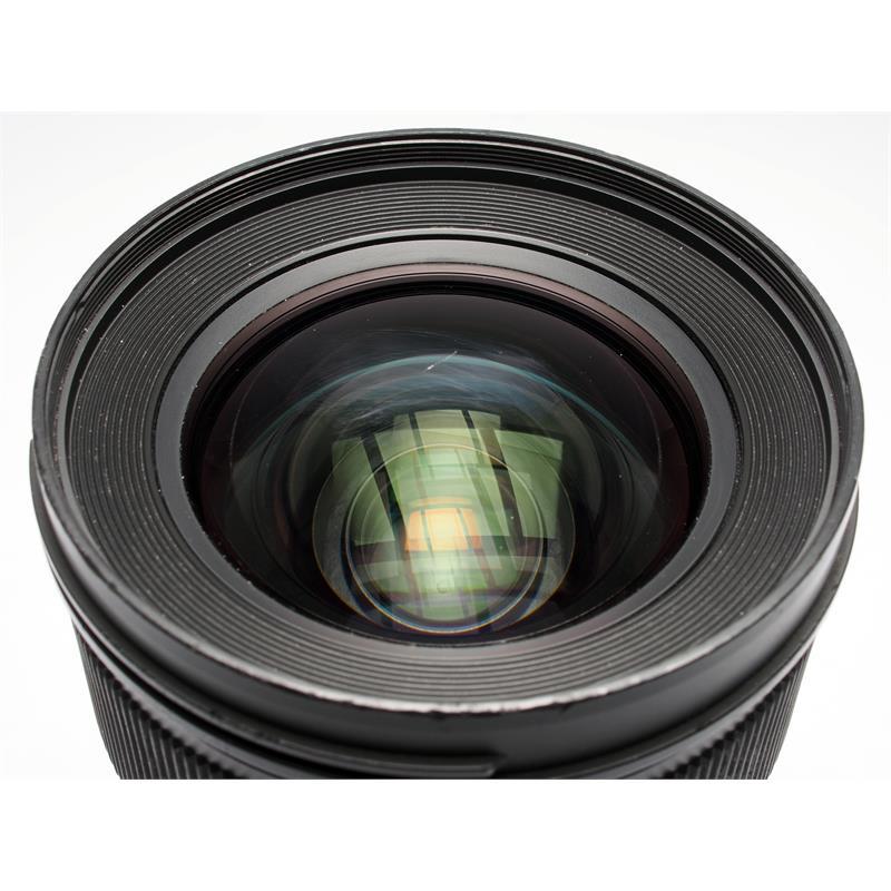 Sigma 24-35mm F2 DG HSM A - Nikon AF Thumbnail Image 1