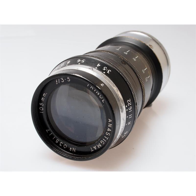 Other - 105mm F3.5 Anastigmat Thumbnail Image 0