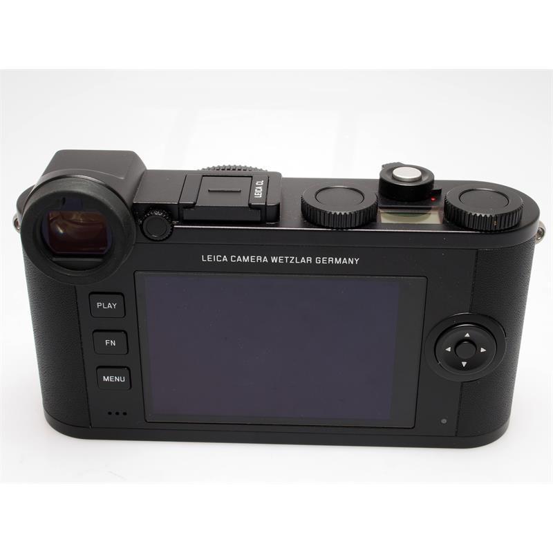Leica CL Body - Black Thumbnail Image 2