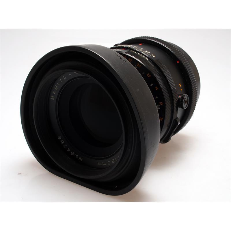 Mamiya 180mm F4.5 C Thumbnail Image 0