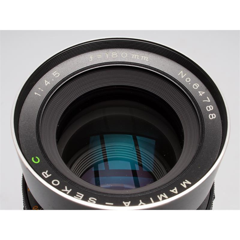 Mamiya 180mm F4.5 C Thumbnail Image 1