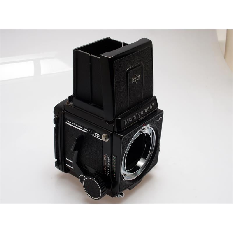 Mamiya Pro SD Body + WLF Thumbnail Image 0