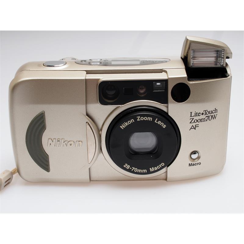 Nikon Lite Touch Zoom 70W Thumbnail Image 0