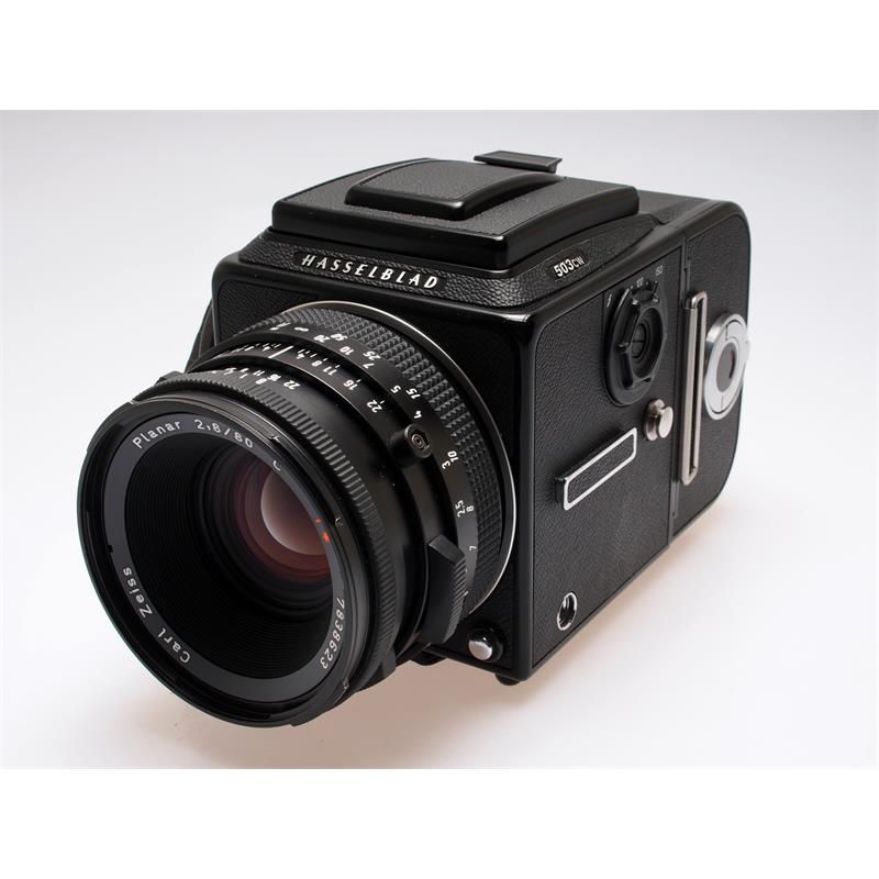 Hasselblad 503CW Complete Thumbnail Image 0