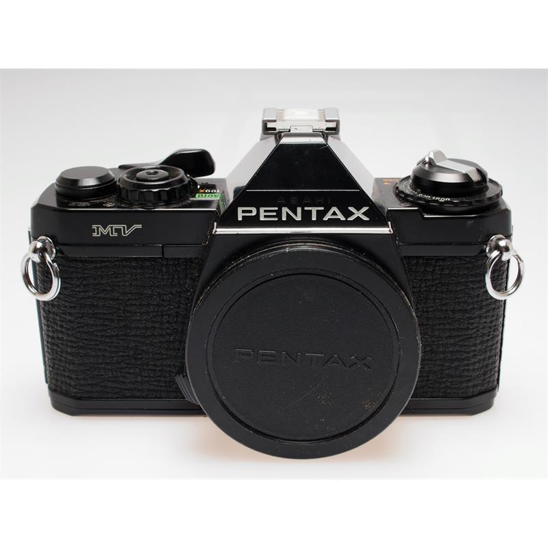 Pentax MV1 Black Body only Thumbnail Image 0