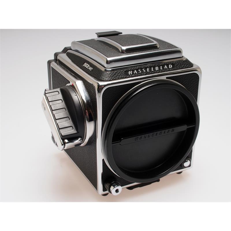 Hasselblad 503CWD body + wlf  Thumbnail Image 0