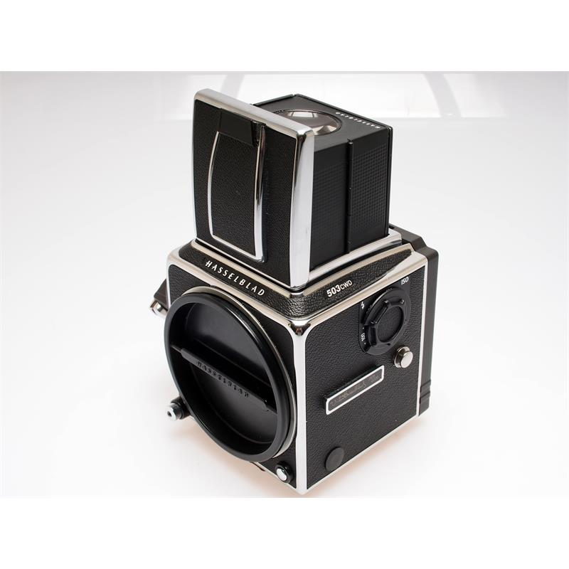 Hasselblad 503CWD body + wlf  Thumbnail Image 2