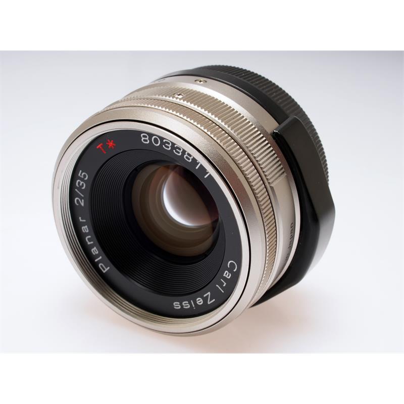 Contax 35mm F2 G Thumbnail Image 0