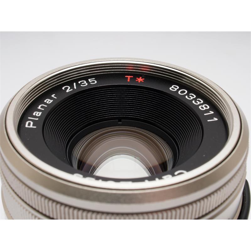 Contax 35mm F2 G Thumbnail Image 1