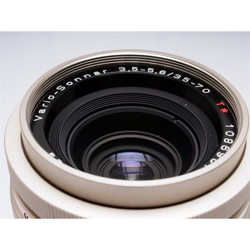Contax 35-70mm F3.5-5.6 G Vario Thumbnail Image 1