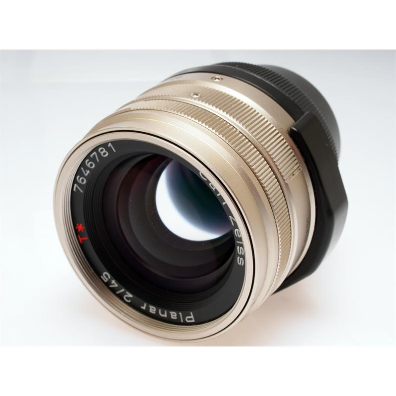 Contax 45mm F2 G - planar Thumbnail Image 0