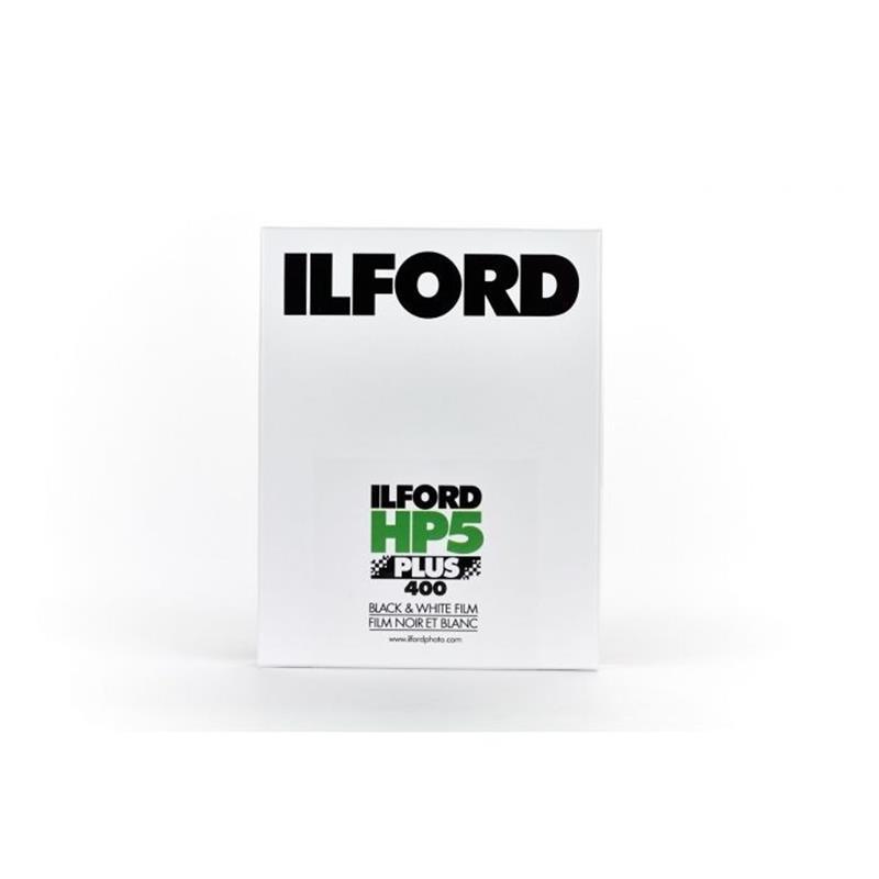 Ilford HP5 5x4 Sheet Film (25) Image 1