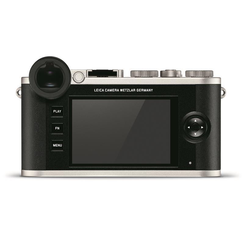Leica CL Body - Silver Thumbnail Image 1
