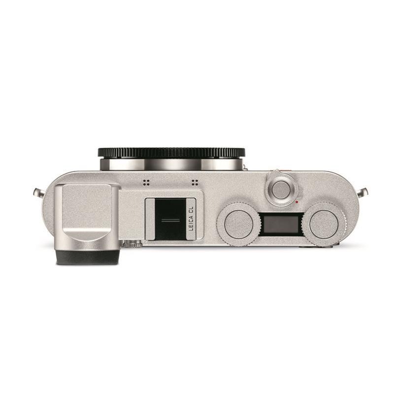 Leica CL Body - Silver Thumbnail Image 2