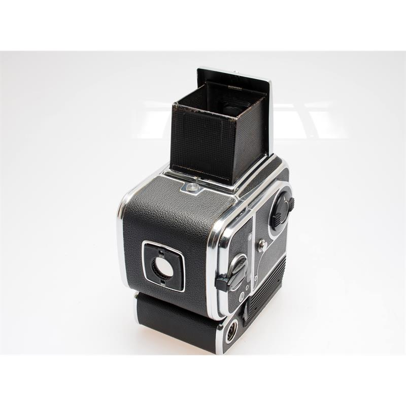 Hasselblad 500EL Body + WLF + A12 Mag Thumbnail Image 3