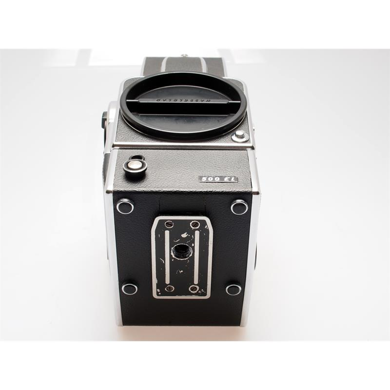 Hasselblad 500EL Body + WLF + A12 Mag Thumbnail Image 4