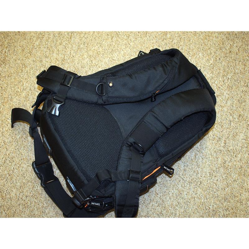 Camlink Medium Backpack - Black Thumbnail Image 1