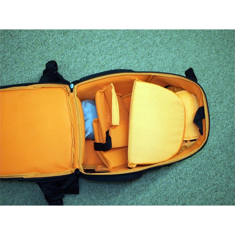 Camlink Medium Backpack - Black Thumbnail Image 2
