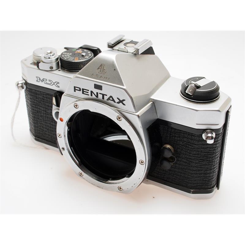 Pentax MX Chrome Body Only Thumbnail Image 0