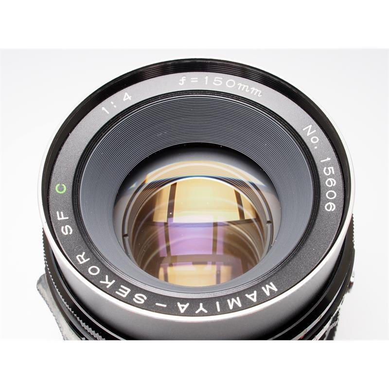 Mamiya 150mm F4 C Soft Focus Thumbnail Image 1