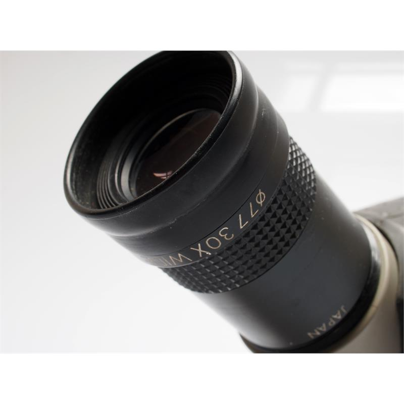Kowa TS-611 Angled Scope + 30x Wide Eyepiece Thumbnail Image 2
