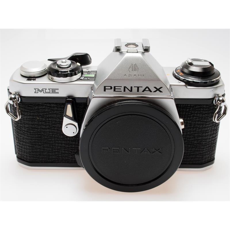 Pentax ME Chrome Body Only Thumbnail Image 0