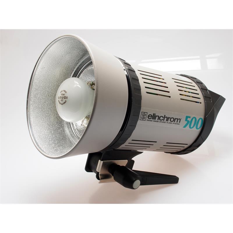 Elinchrom 500 Two Head Kit Thumbnail Image 0