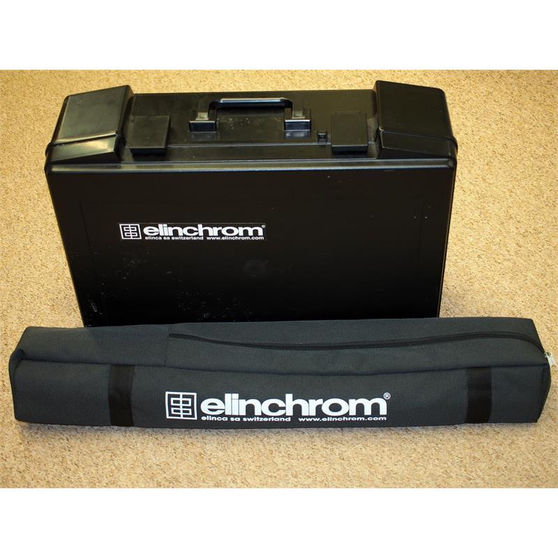 Elinchrom 500 Two Head Kit Thumbnail Image 2