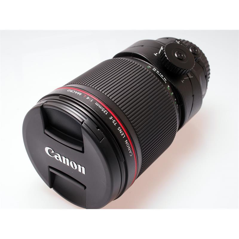 Canon 135mm F4 TS-E L Macro Lens Thumbnail Image 0