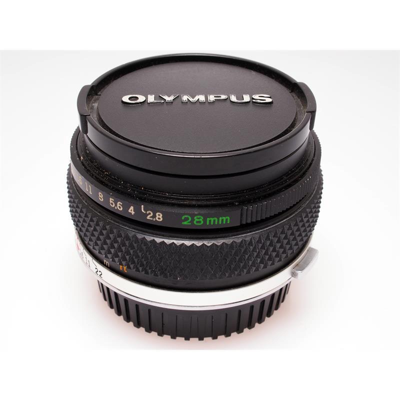 Olympus 28mm F2.8 Zuiko Thumbnail Image 0