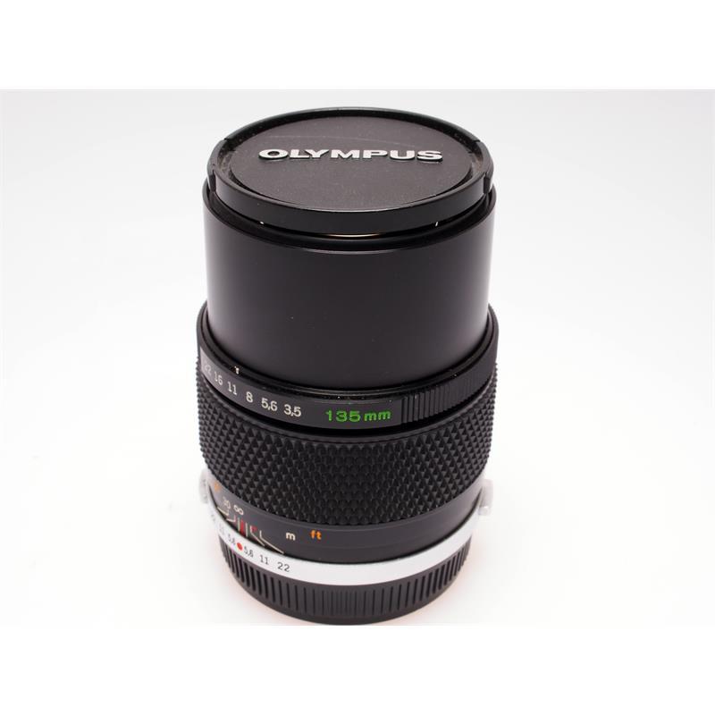 Olympus 135mm F3.5 Zuiko Thumbnail Image 0