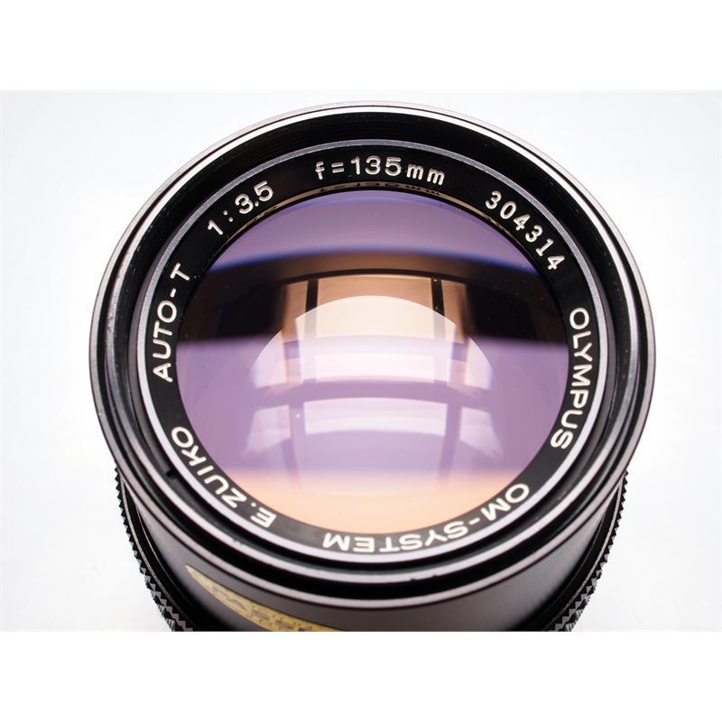 Olympus 135mm F3.5 Zuiko Thumbnail Image 1
