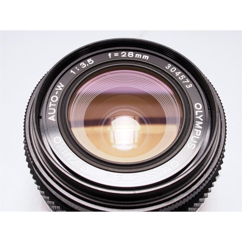 Olympus 28mm F3.5 Zuiko Thumbnail Image 1