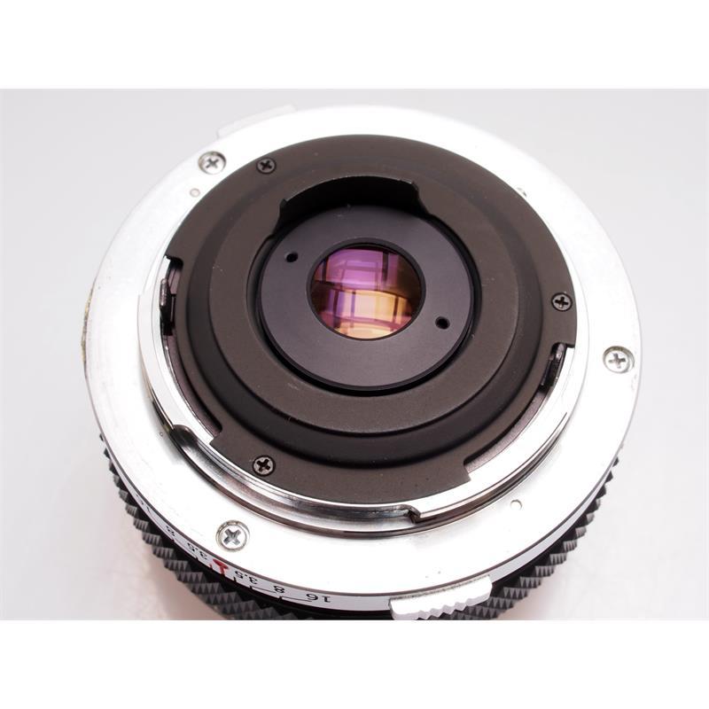 Olympus 28mm F3.5 Zuiko Thumbnail Image 2