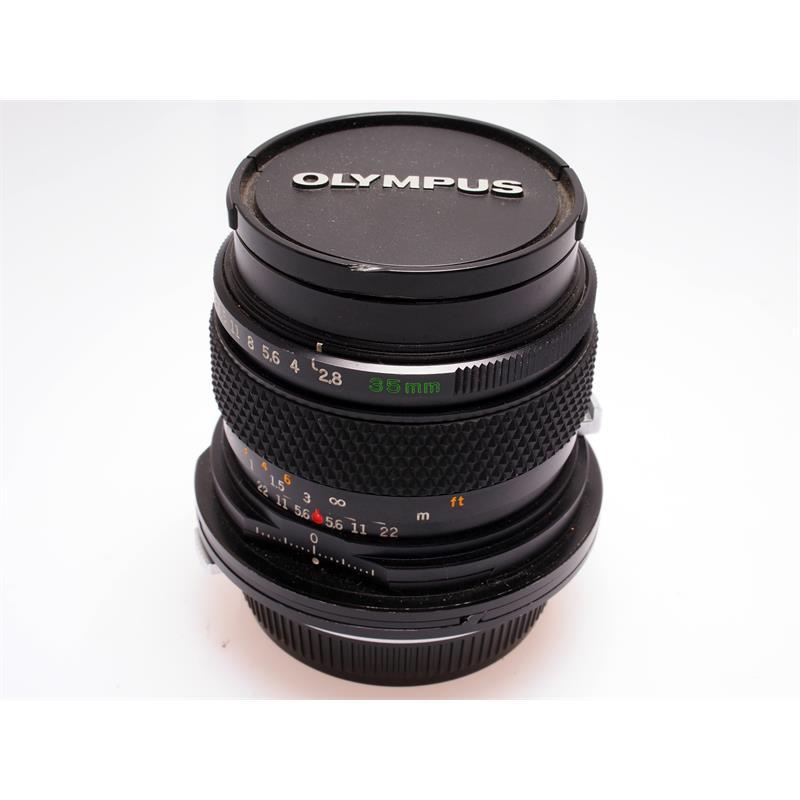 Olympus 35mm F2.8 Zuiko Shift Thumbnail Image 0