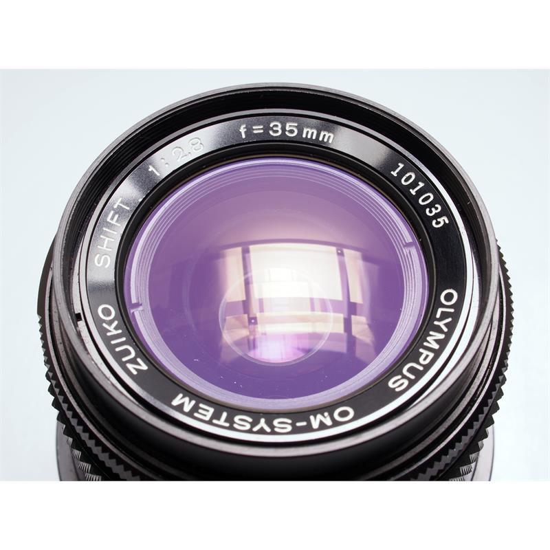 Olympus 35mm F2.8 Zuiko Shift Thumbnail Image 1