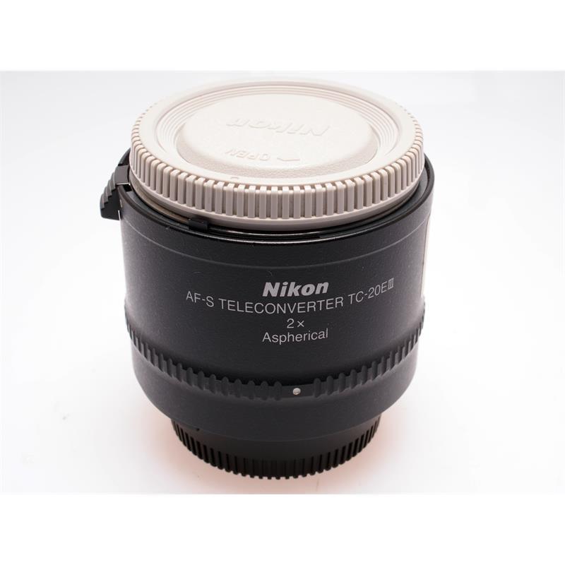 Nikon TC-20 EIII AFS Converter Thumbnail Image 0