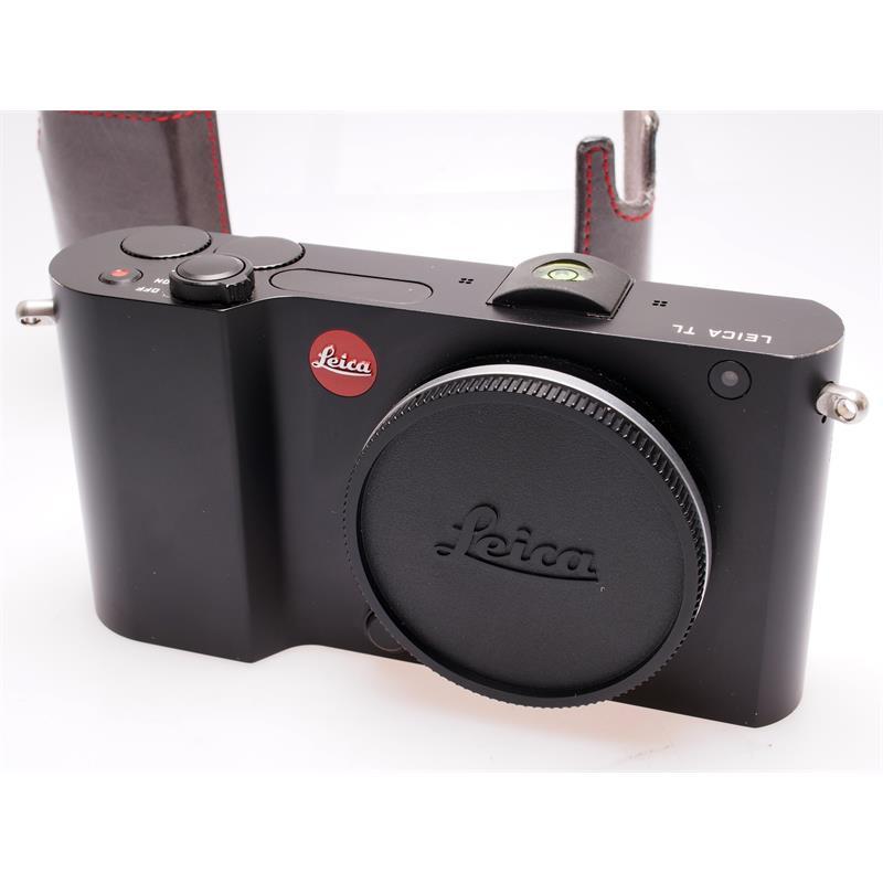 Leica TL Black Body Only Thumbnail Image 1
