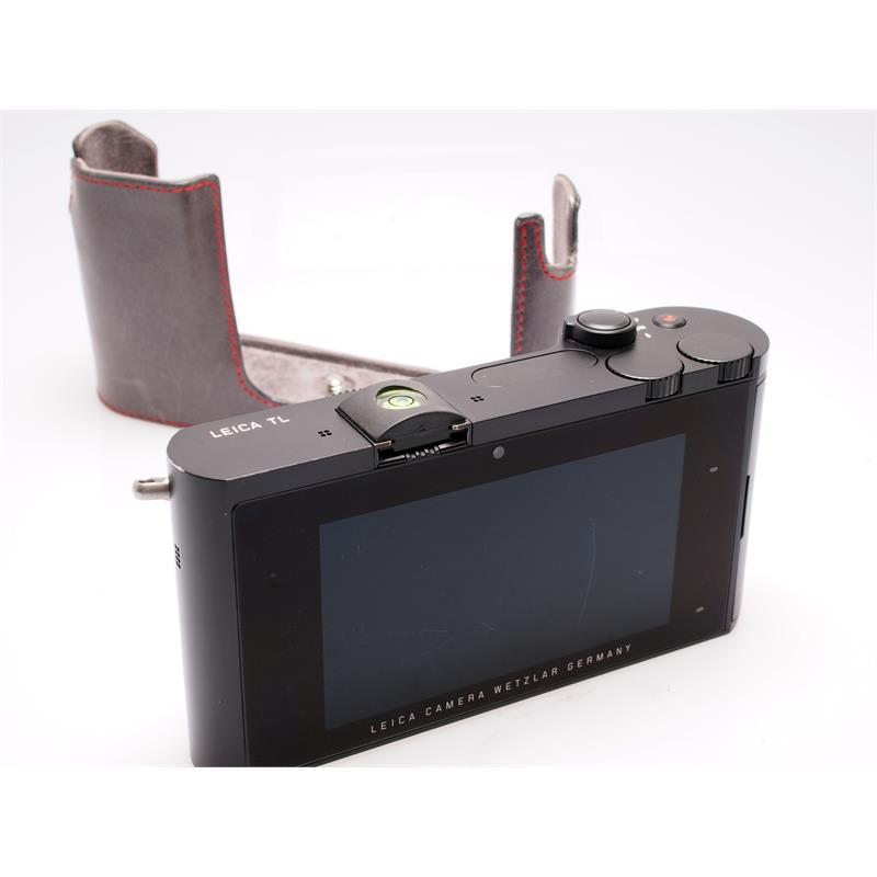 Leica TL Black Body Only Thumbnail Image 2