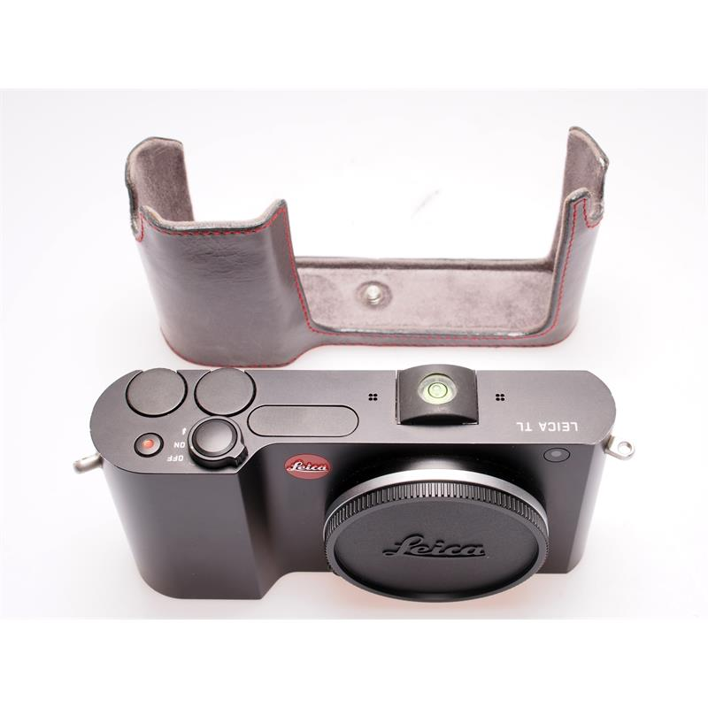 Leica TL Black Body Only Thumbnail Image 5