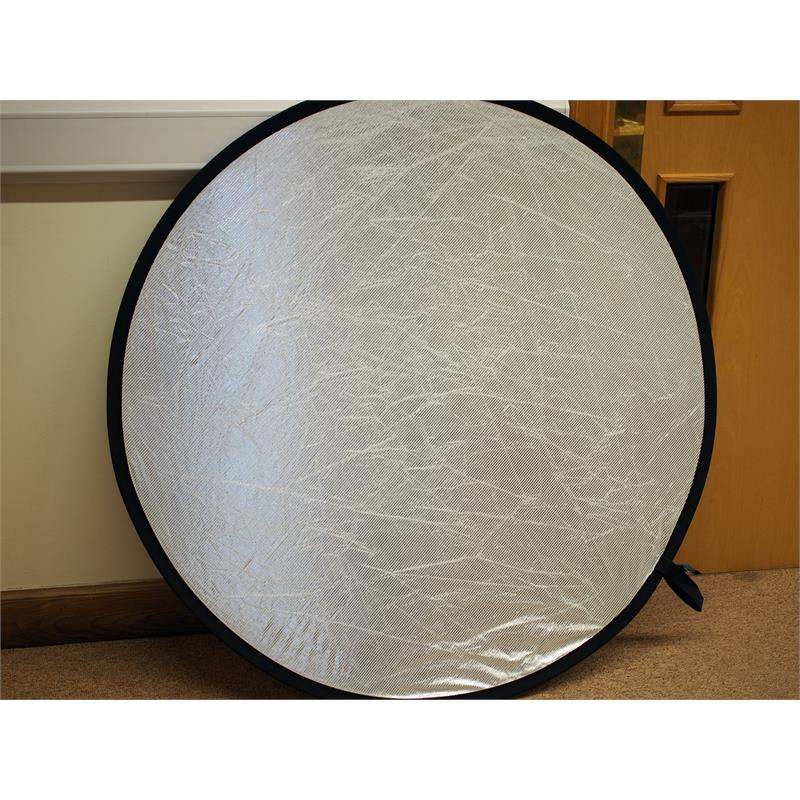 Lastolite 120cm FReflector Sunflash/Silverflash Thumbnail Image 1