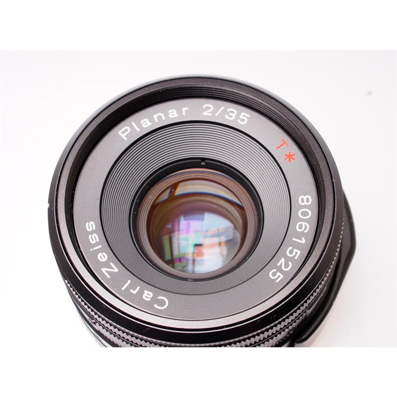 Contax 35mm F2 G Black Set Thumbnail Image 1