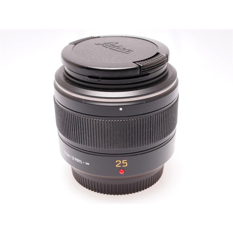 Panasonic 25mm F1.4 DG Summilux Thumbnail Image 0